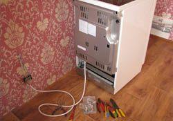 Подключение электроплиты. Пермские электрики.