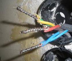 Правила электромонтажа электропроводки в помещениях. Пермские электрики.